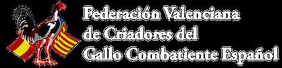Federación Valenciana del Gallo Combatiente Español